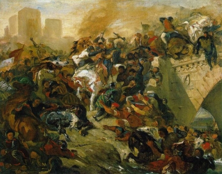 Delacroix,_Eugene_-_The_Battle_Of_Tailleburg_(Draft)_[1834-35].jpg